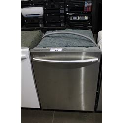 "24"" STAINLESS STEEL SAMSUNG BUILT-IN DISHWASHER"