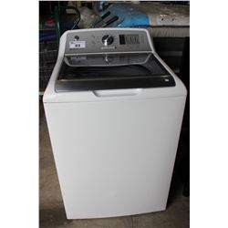 "27.5"" WHITE LG DEEP FILL TOP-LOAD WASHING MACHINE"