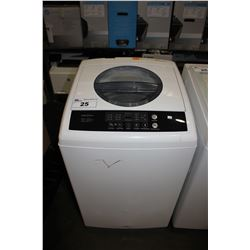 "21"" WHITE INSIGNIA PORTABLE TOP-LOAD WASHING MACHINE"