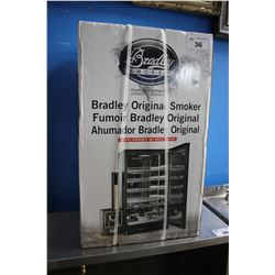 BRADLEY ORIGINAL SMOKER - MODEL NO. BS611 - 120V