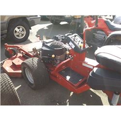 2013 FERRIS RIDE ON LAWN MOWER 750HRS VIN 2016522728