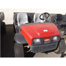 TORO WORKMAN MDX 1891HRS