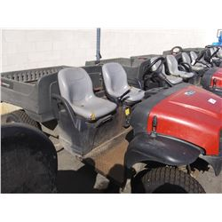 2009 TORO WORKMAN MDE 2492.5HRS VIN 290000238