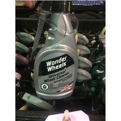 20 BOTTLES OF CARPLAN AUTOMOTIVE PRE-WASH & WONDER WHEELS CLEANER