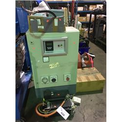 3 PHZ 15 KW SERVO CONTROL UNIT WITH BALDOR MOTORS & ELECTRICAL SHUP OFF SWITCHES