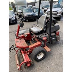 2004 TORO GREENSMASTER 3150  WITH EXTRA REELS VIN 240000487