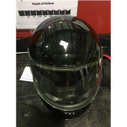 DOT CS12 SIZE SMALL FULL FACE MOTORCYCLE HELMET