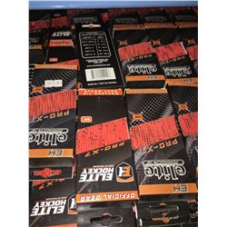BOX OF ASSORTED ELITE PRO GRADE SKATE LACES