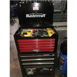 NASTERCRAFT & STANLEY TOOLBOX WITH CONTENTS