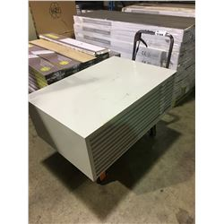 MOBILE HYDRAULIC LIFTING CART & PLAN FILING CABINET