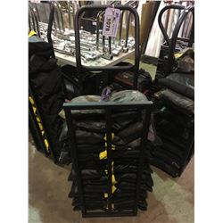2 WHEEL HAND TRUCK WITH RIGGING SANDBAGS