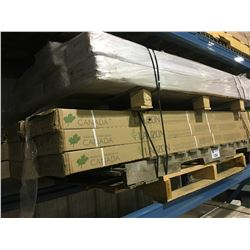 PALLET OF ASSORTED LAMINATE FLOORING * MUST TAKE ALL *