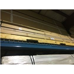 LARGE PALLET OF ASSORTED MOULDINGS & TRANSITION STRIPS * MUST TAKE ALL *