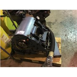 FROUDE CONSINE LIMITED HS 150 BHP 2500 HYDRAULIC DYNAMOMETER
