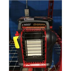 MISTER HEATER OUT DOOR PROPANE PORTABLE HEATER