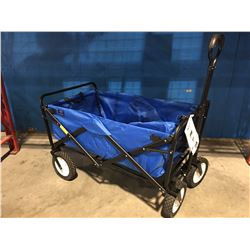 MAC SPORTS FOLDABLE WAGON