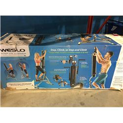 WESLO STEP FIT CLIMBER EXERCISE MACHINE