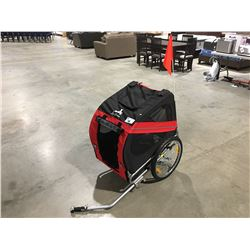 AUSOM DOG BIKE TRAILER