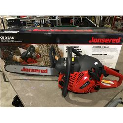 JONSERED MODEL CS2245 CHAINSAW
