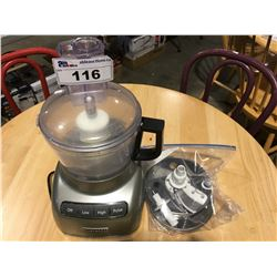 KITCHEN AIDE FOOD PROCESSOR