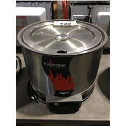 VOLLRATH ROUND HEAT N SERVE SOUP WARMER (LID NO POT)