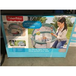 FISCHER PRICE ON THE GO BABY DOME