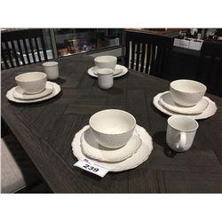 PFALTZGRAFF DINNERWARE SET