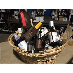 1 BASKET OF ASST'D AROMA THERAPY PRODUCTS (B)