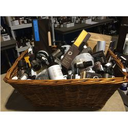 1 BASKET OF ASST'D AROMA THERAPY PRODUCTS (D)