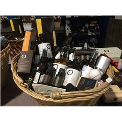 1 BASKET OF ASST'D AROMA THERAPY PRODUCTS (G)