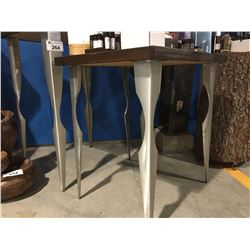 2 DISPLAY TABLES (PLEASE ASK FOR ASSISTANCE BEFORE REMOVING)