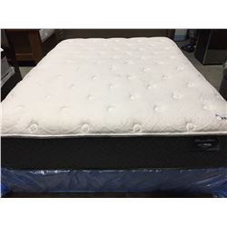 QUEEN SIZE LIMITED SIERRA SLEEP MATTRESS & BOX SPRING SET (SHOWROOM FLOOR MODEL)
