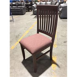 DRIFT OAK DINING ROOM SIDE CHAIR - 2 TONE UMBER