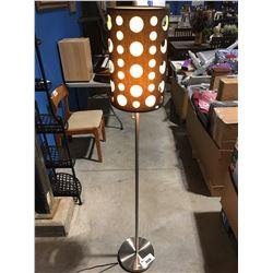 CONTEMPORARY RETRO INSPIRED FLOOR LAMP