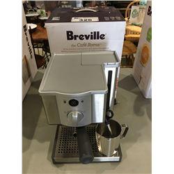 BREVILLE CAFE ROMA ESPRESSO & CAPPUCCINO MACHINE