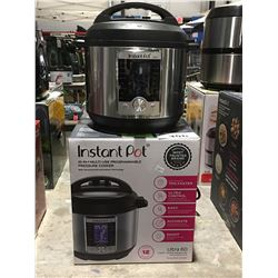 INSTANT POT 10 IN 1 MULTI USE PROGRAMABLE PRESSURE COOKER