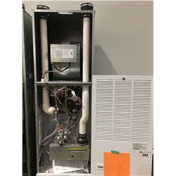 INTERTHERM NATURAL GAS FURNACE COMPLETE WITH OUTDOOR SECTION