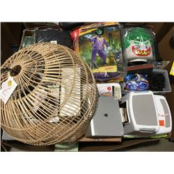 PALLET LOT OF ASST'D E-COMMERCE PRODUCTS (SOME GOOD, SOME FOR PARTS OR REPAIR)