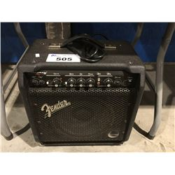 FENDER BASSMAN AMPLIFIER