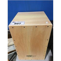 PYLE PRO MODEL PCJD18 WOODEN PERCUSSION BOX