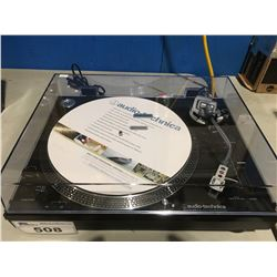 AUDIO-TECHNICA MODEL AT-LP120-USB DIRECT DRIVE PROFESSIONAL TURN-TABLE