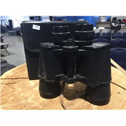PAIR OF KURT MULLER BINOCULARS WITH CASE