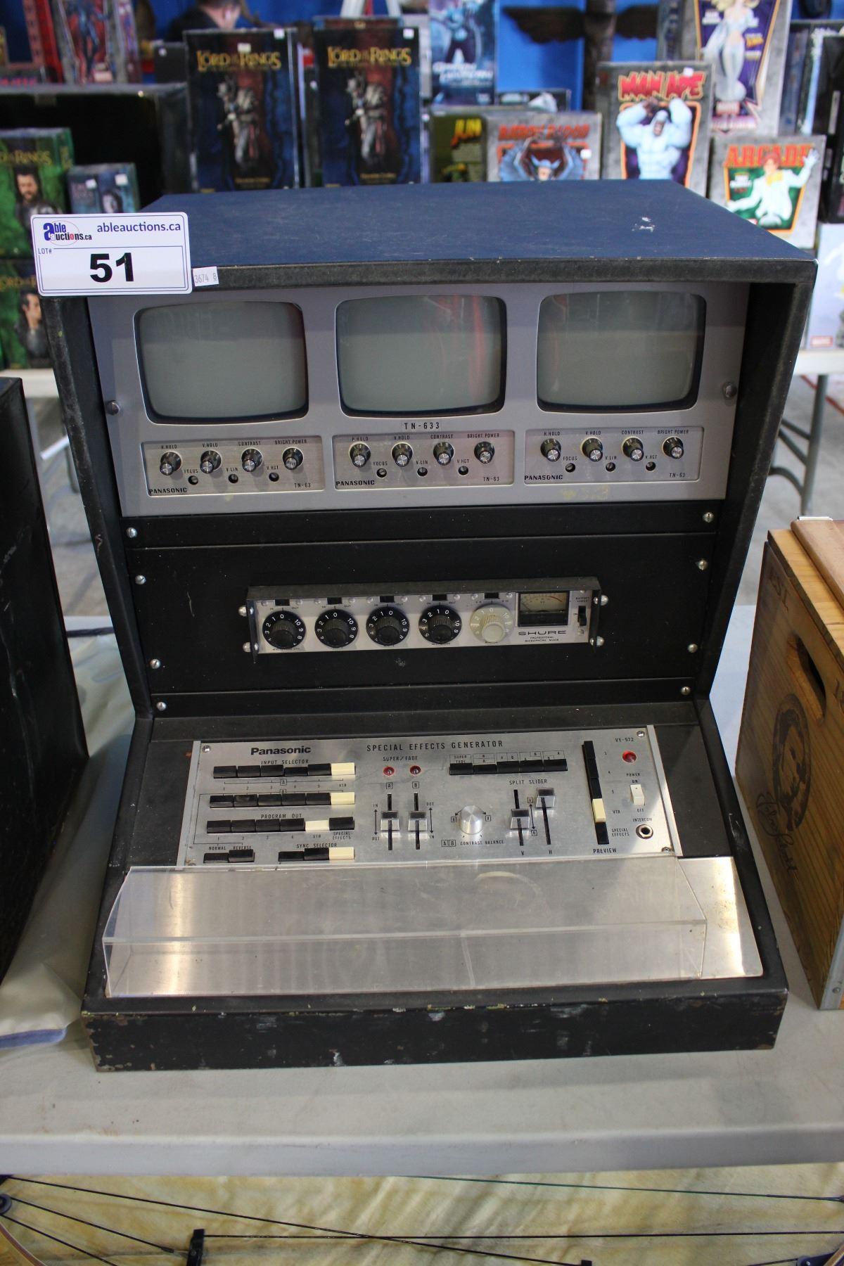 PANASONIC SPECIAL EFFECTS GENERATOR TN-633