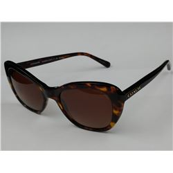 PAIR OF COACH SUNGLASSES WITH CASE