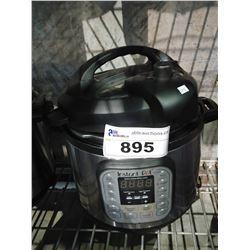 INSTANT POT IP-DUO 6QT PROGRAMMABLE PRESSURE COOKER