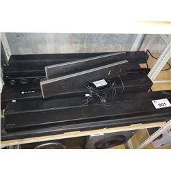 LARGE LOT OF ASSORTED SOUNDBARS AND SPEAKERS INCLUDING LG, SAMSUNG, SONY AND MORE