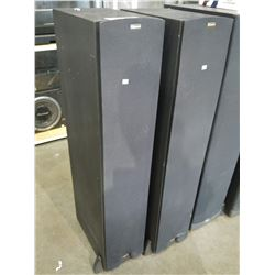 PAIR OF KLIPSCH R-26F TOWER SPEAKERS