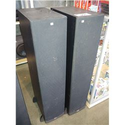 PAIR OF KLIPSCH RF62 TOWER SPEAKERS