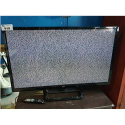 "50"" LG PLASMA TV WITH REMOTE"