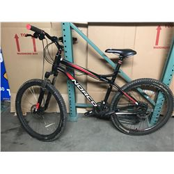 BLACK NORCO CHARGER M08 MOUNTAIN BIKE
